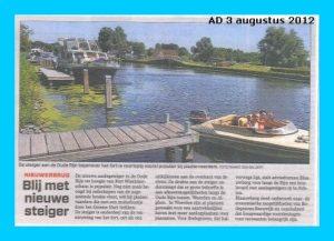 3 augustus 2012 - Algemene Dagblad